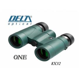 Prismático Delta One 8x32