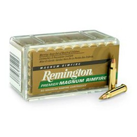 Munición Remington 17 HMR