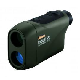 Medidor de distancia Nikon Laser 550