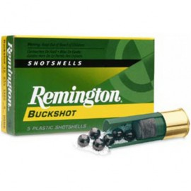 Postas 12/70 REMINGTON Express Buckshot - 8 bolas