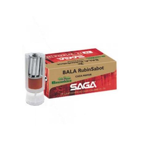 Bala Saga Rubin Sabot Brenneke