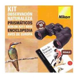 KIT OBSERVACIÓN DE LA NATURALEZA ACULON A211 8X42