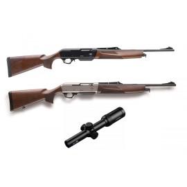 Pack Monteria - Rifle F. Lli Pietta Chronos + monturas + Visor