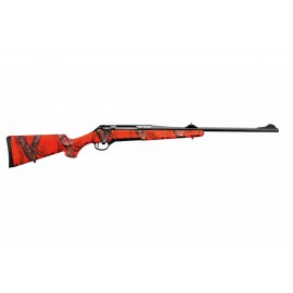 RIFLE HAENEL 10 ORANGE CAMO