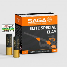 Cartucho Saga Elite Special Clay