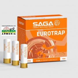 Cartucho Saga Eurotrap