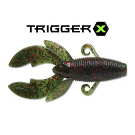 TRIGGER FLAPPING BUG WATERMELON RED 4""