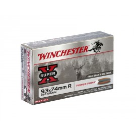 Winchester Power Point 9,3x74R