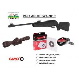 CARABINA GAMO ADULT IWA 2019 + VISOR GAMO 3-9X40