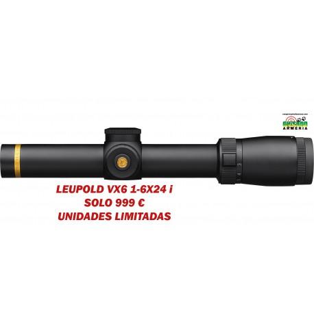 Visor Leupold VX6 1-6x24 iluminado