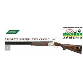Escopeta superpuesta Kriko cal. 20