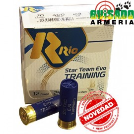 Cartucho Rio Star Team Evo Training