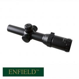 Visor Enfield 1-4x24 iluminado