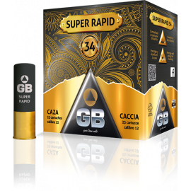 Cartucho GB Super Rapid 34