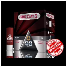 Cartucho GB Pro Clay