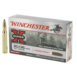 Balas Winchester 30.06 Power Point - 180 grains