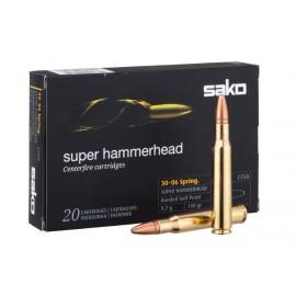 Balas Sako 30.06 Hummerhead - 180 grains