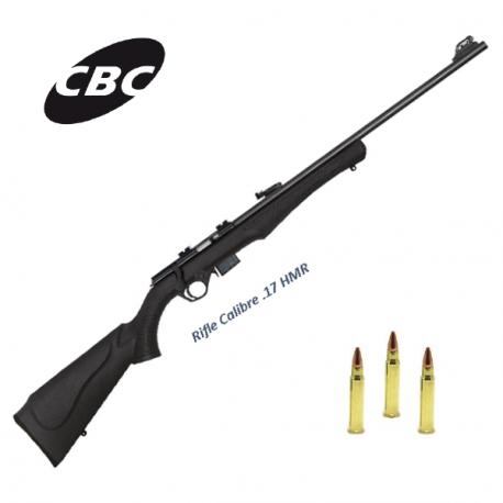 Rifle CBC 8117 17 HMR