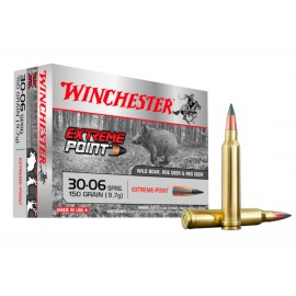 Balas Winchester 300 win mag Extreme Point - 150 grains