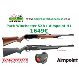 Pack Rifle Winchester SXR Vulcan + Aimpoint