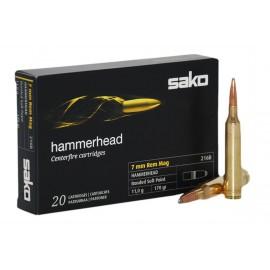 Balas Sako 7 mm RM Hammerhead - 175 grains