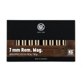 Balas RWS 7 mm RM KS - 162 grains