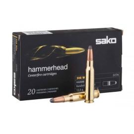 Balas Sako 308 win Hammerhead - 180 grains