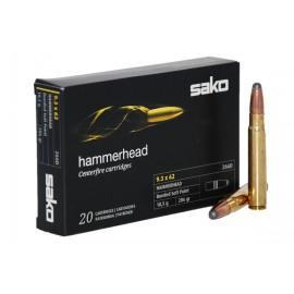 Balas Sako 9.3x62 Hammerhead - 286 grains