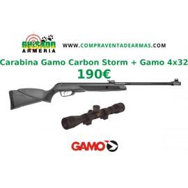Pack Carabina Gamo Carbon Storm + Visor