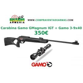 Pack Carabina Gamo GMagnum IGT + Visor