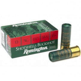 Postas para escopeta 12/70 REMINGTON Gordon System - 9 bolas