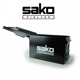 Caja estanca militar munición Sako