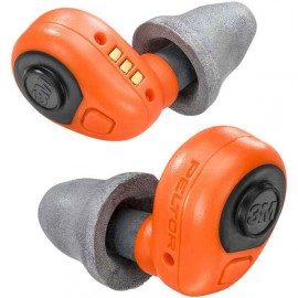Tapones electrónicos de protección auditiva 3M Peltor EEP-100 naranja