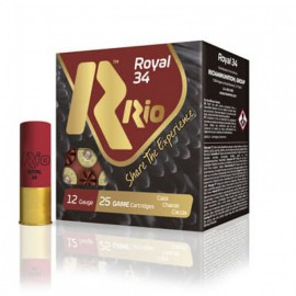 Cartuchos Rio Royal 34 gr