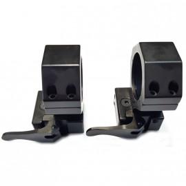 Juego de anillas APEL Blue-line para Picatinny - 30mm. BH20