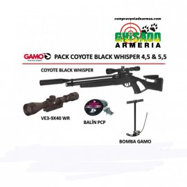 Pack Coyote Black Whisper