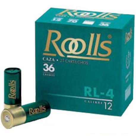 CARTUCHOS ROOLLS RL-4