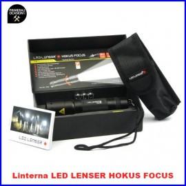 Linterna Led Lenser Hokus Focus
