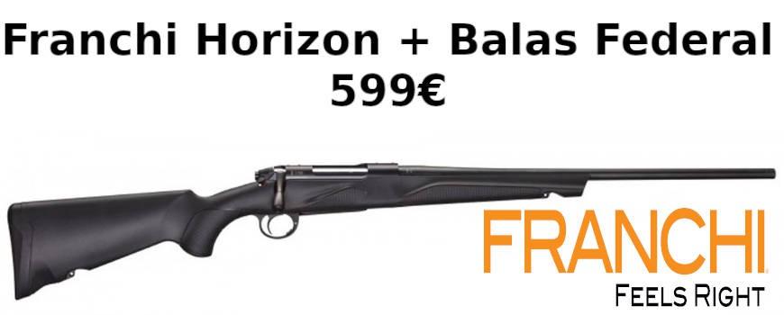 Promoción Franchi Horizon